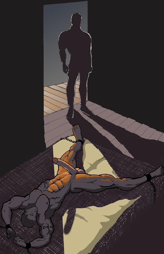 MetalbondNYC_tie_to_bed_06_Jotto-Vincenzio_Sleeping