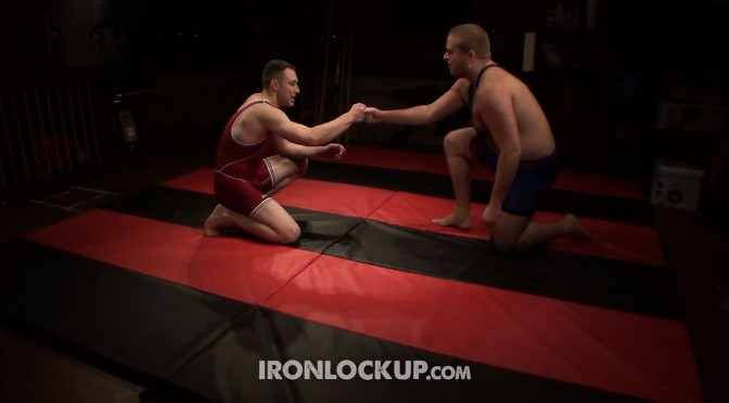 Video: Wrestling at Iron Lockup