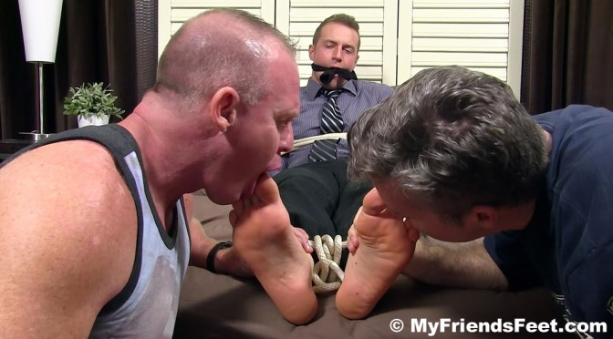 Stockbroker gets captured and worshiped