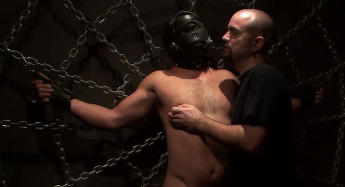 Pictures and Video: Mr. Kristofer's nipple and chastity torment