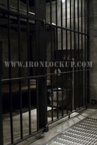 Iron Lockup prison bondage