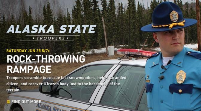 Metalbond's favorite: Law-enforcement-themed reality TV