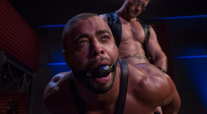 Pictures: Micah Brandt and Austin Wolf in Skuff: Rough Trade 1
