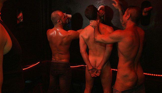 Inside Mack Prison Sex Club