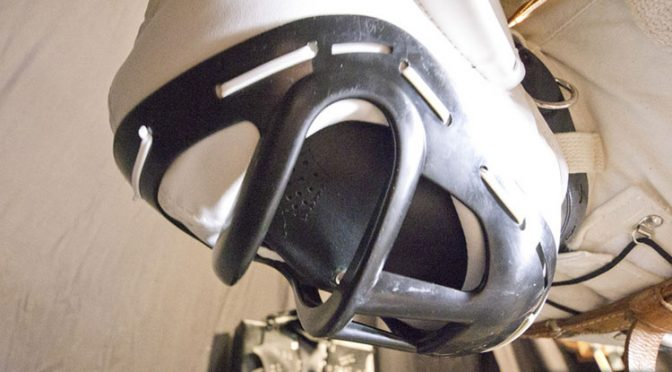 It's all about the gear: Heavy metal leather rubber