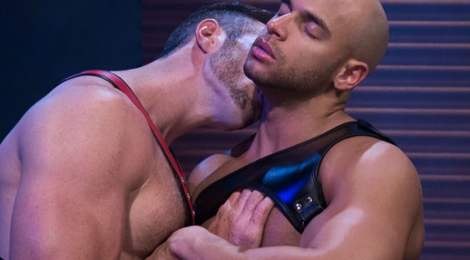 Sean Zevran and Alex Mecum in 'Skuff: Rough Trade 2'