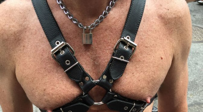 TBT: Chastity striptrase at Folsom Street East