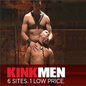 gay bondage kinkmen