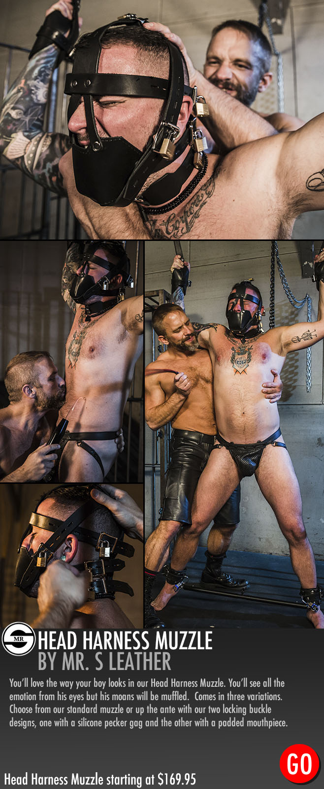 gay bondage gear