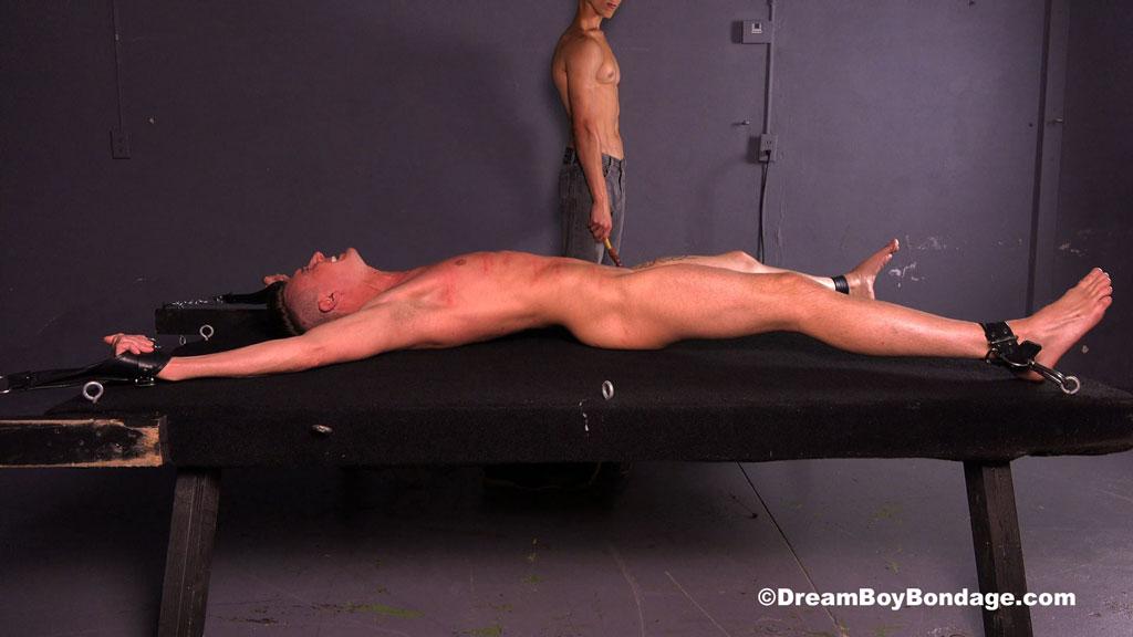 Dream Boy Bondage video
