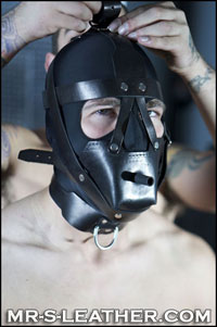 Mr S bondage gear