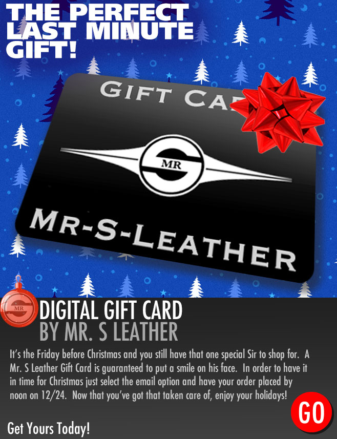 Mr S gift card