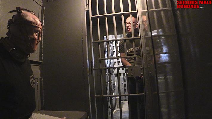 jail cell lockdown