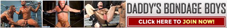 Dirk Caber bondage stud