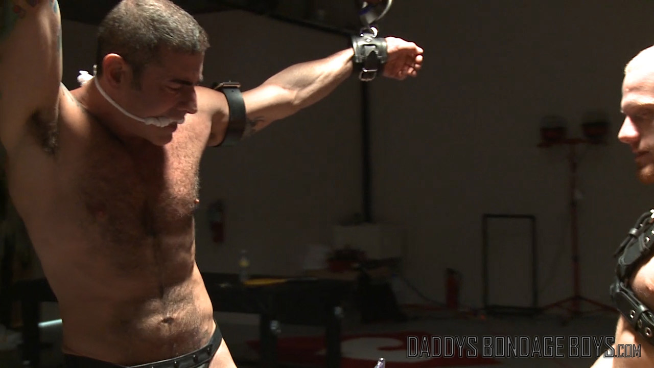 gay bondage and torture