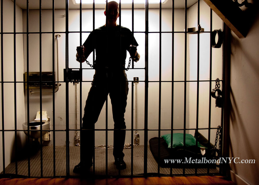 Metalbond Prison Library gay bondage stories to beat off to