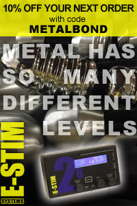 e-Stim discount code for Metalbond