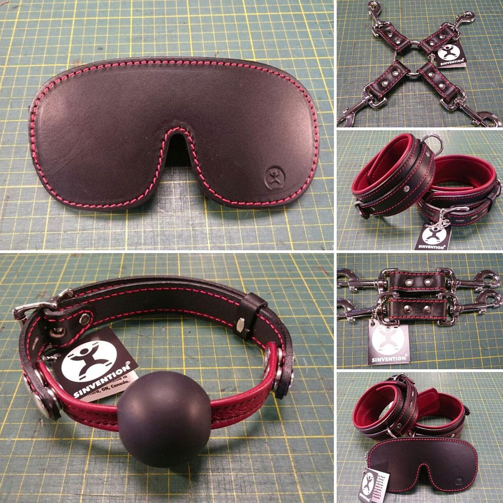 leather bondage gear