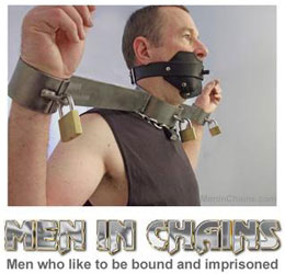 long term male bondage