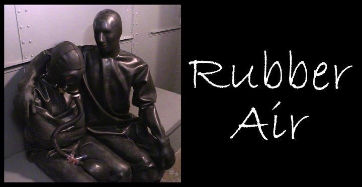 male rubber breath control