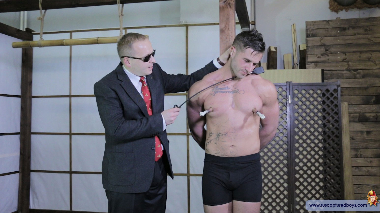 muscle nipple torture