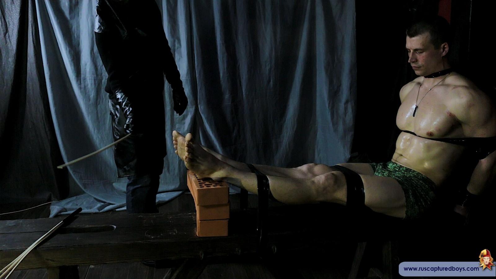 foot torture bastinado