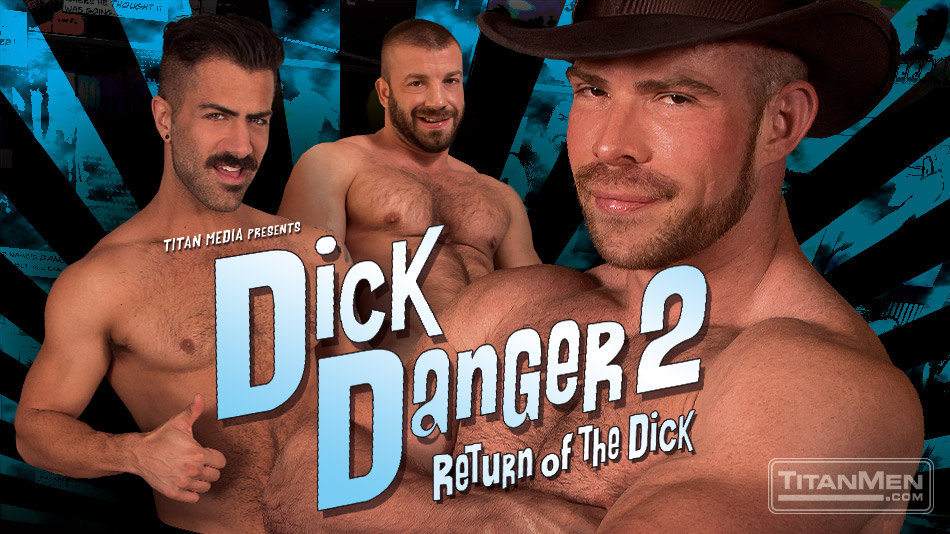 Dick Danger 2 Titan