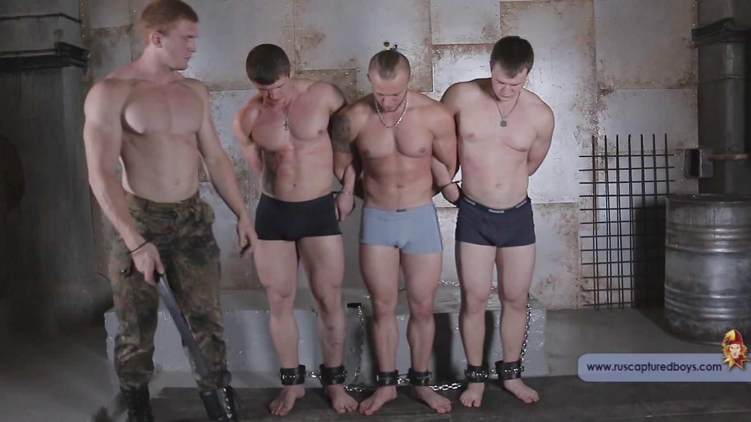 Group nipple torture