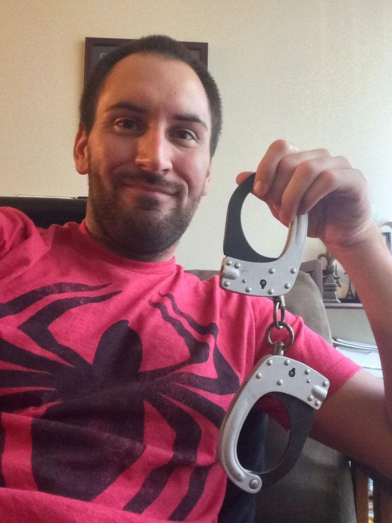 Cutieboy90 Rivolver cuffs