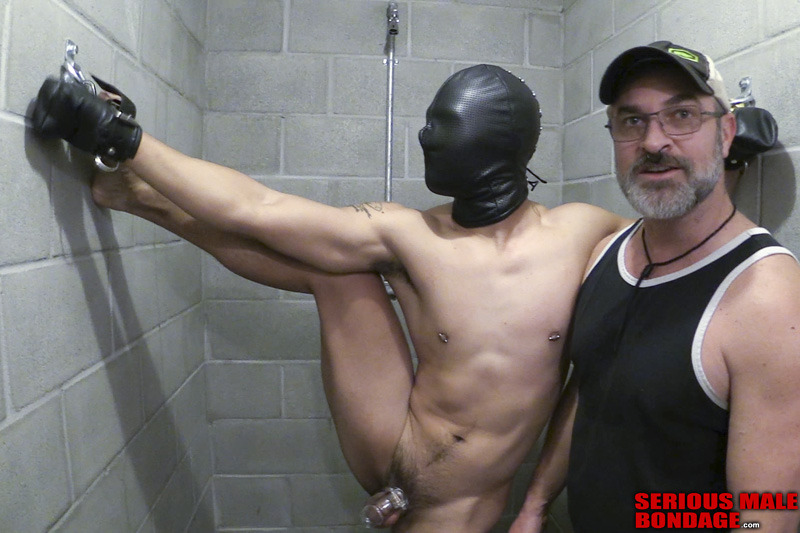 Kristofer Weston gay bondage