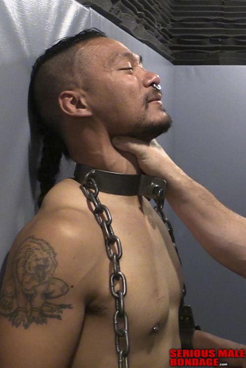 gay bondage Kristofer Weston
