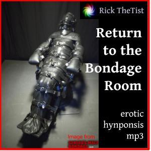 Self bondage hypnosis cuffs