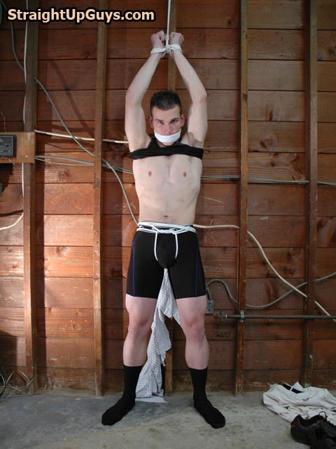 gay bondage gagged