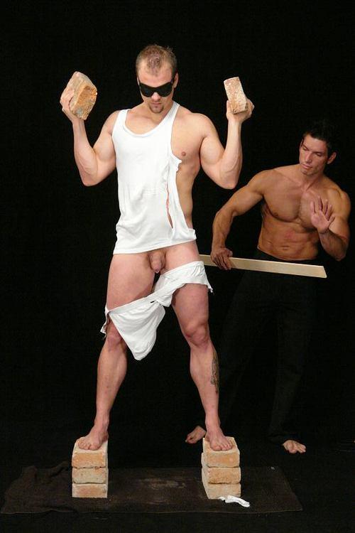 gay bondage str8hell