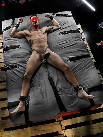 bed bondage