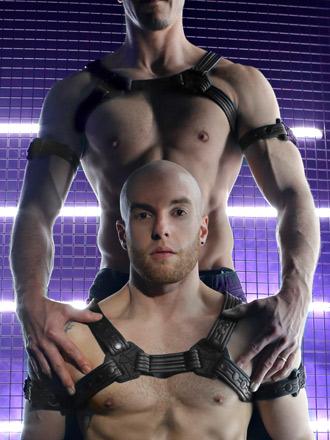 fetish harness Fort Troff