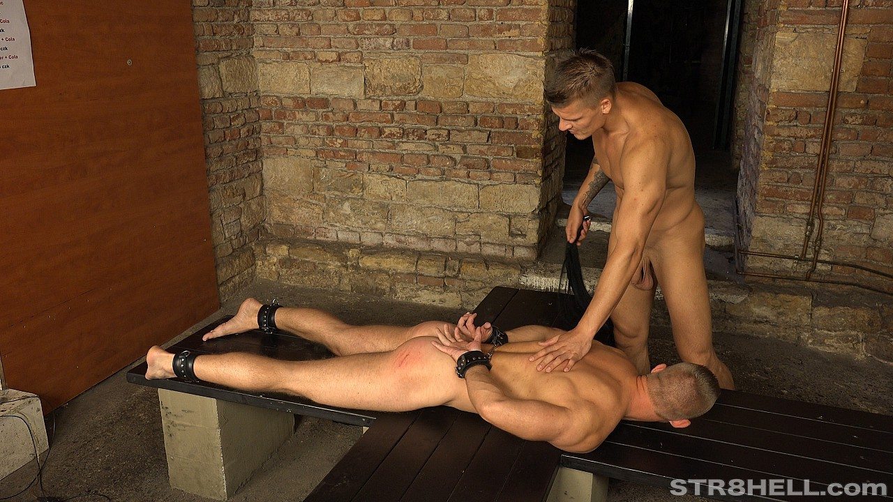str8hell gay male bondage