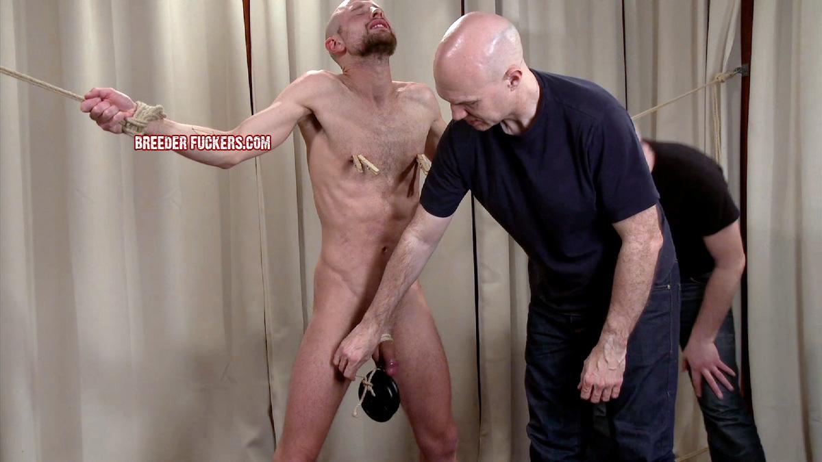 gay bondage fuck suck