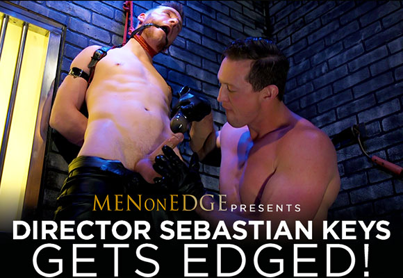 gay bondage Sebastian Keys