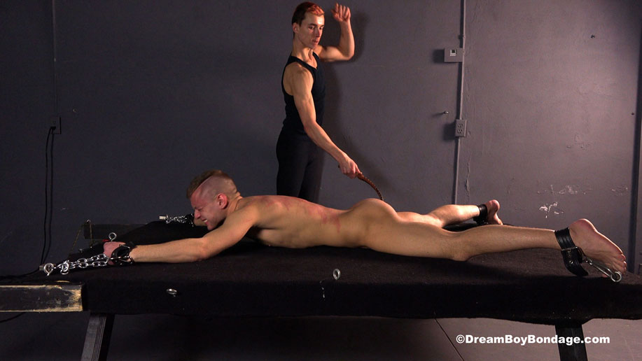 Video: More torture for Ian!
