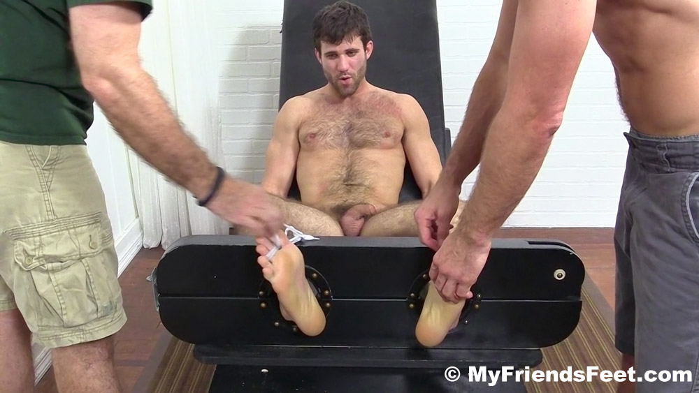 male naked tickling
