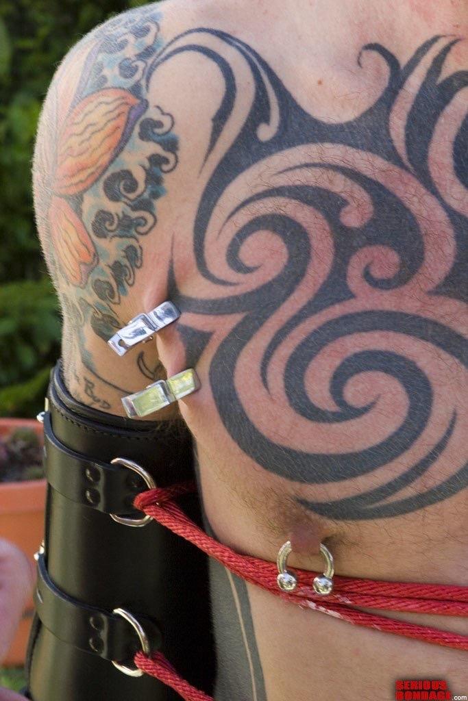 tattoos and bondage