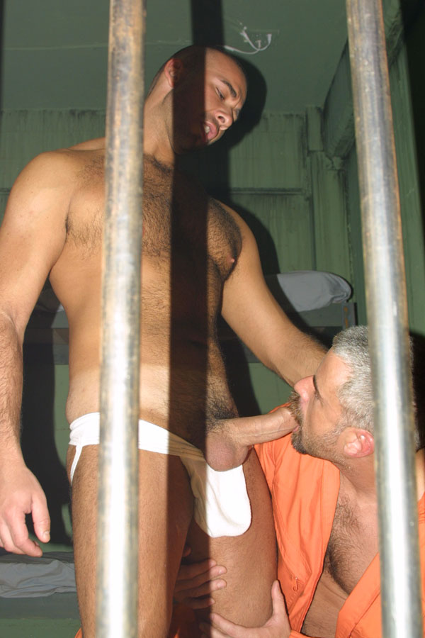 Dred Scott, Billy Wild and Jon Galt male sex in jail
