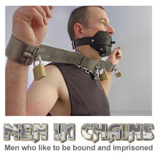 Bind Men in chains