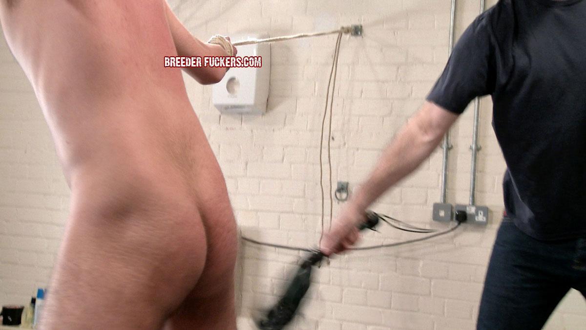 spank that fag's ass