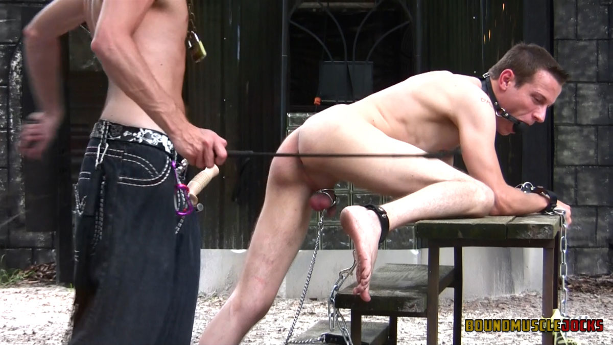 male bondage and discipline