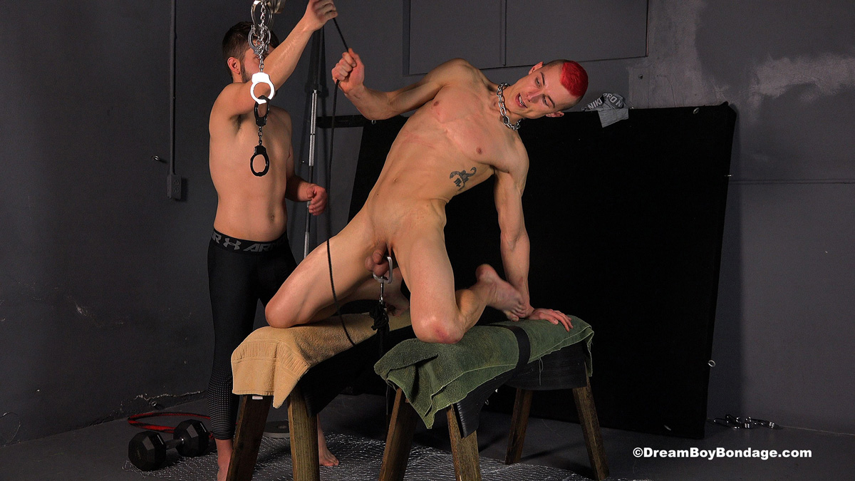 Jared at Dream Boy Bondage