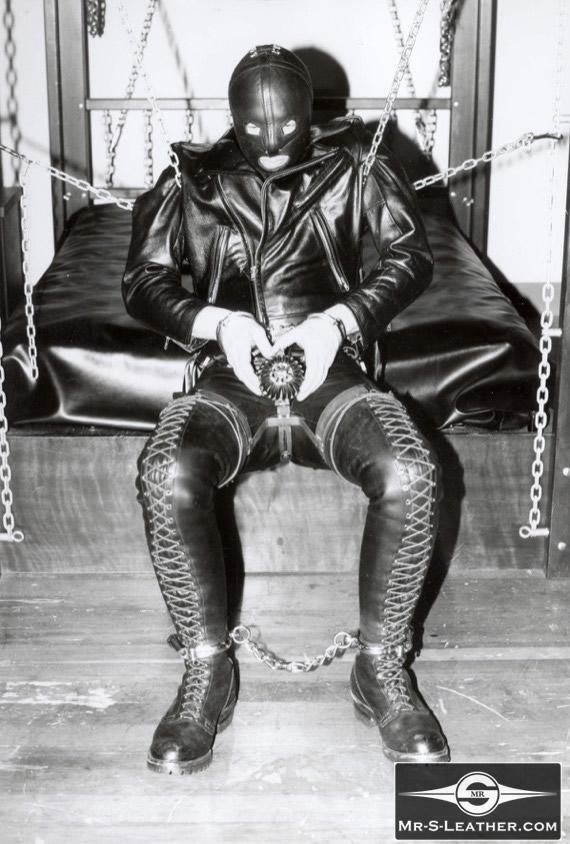 vintage male BDSM pictures