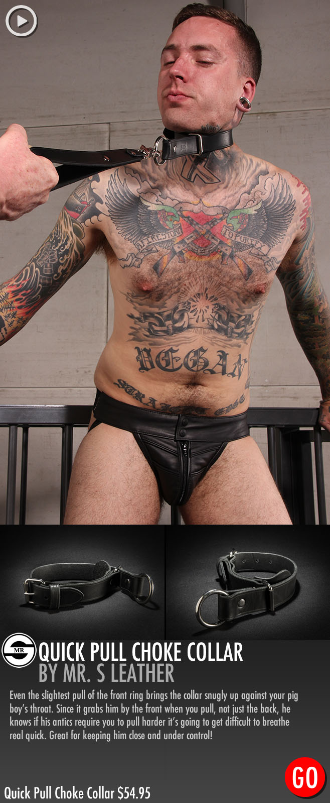 Terry Miller full leather