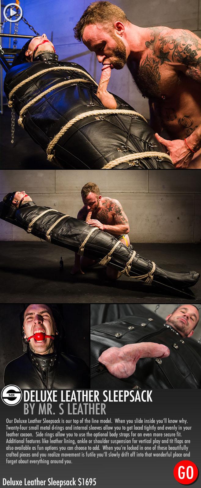 leather sleepsack